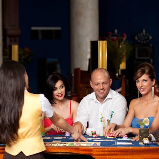 Casino gourmet