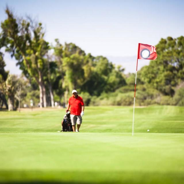 Escapada golf